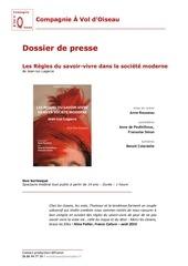 Fichier PDF dossier presse vol d oiseau 2015