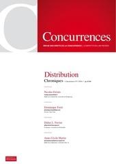 06 c concurrences 3 2016 chroniques distribution