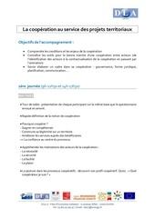 programme la cooperation