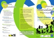 forum des associations st girons 2016