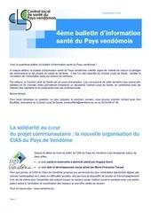 Fichier PDF 4e bulletin d information sante