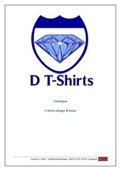 catalogue t shirts vierges d tshirts 1
