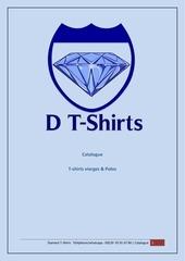 catalogue t shirts vierges d tshirts 2