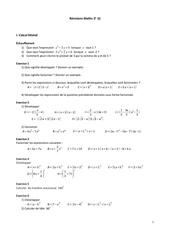 maths revisions 3e