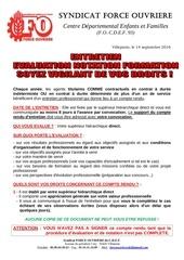 Fichier PDF entretien evaluation notation formation soyez vigilant de vos droits