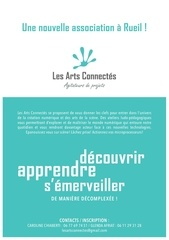 brochure les arts connectes 1