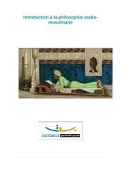 introduction a la philosophie arab1