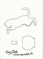 Fichier PDF plastique fou chat et bocal poisson rouge