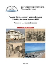 Fichier PDF rapport plan de developpement urbain durable final