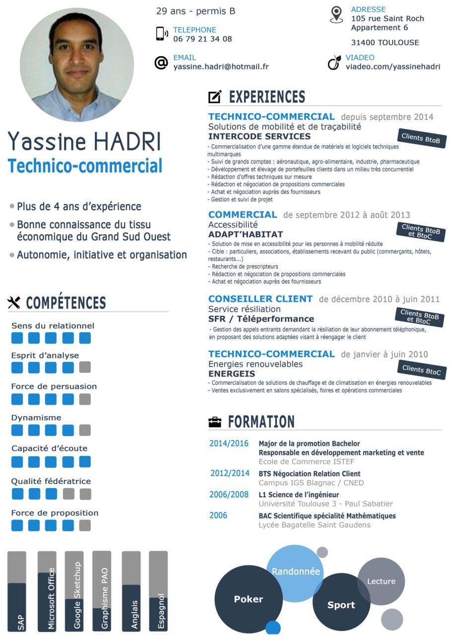 sans titre 1 par oliveira - cv technico-commercial yassine hadri pdf