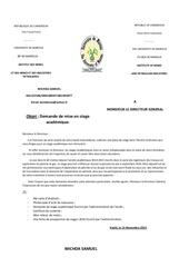 Fichier PDF demande de mise en stage academique