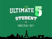 ultimate 5 student 2016 2017