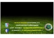 Fichier PDF matchs du weekend coupe de france