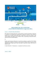 Fichier PDF reglement jeu concours electricite prudence coupe icare 2016