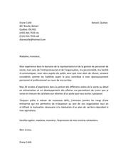 dianecaille lettre intro cv et lettre de recommandation