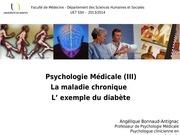 psychologie medicale iii