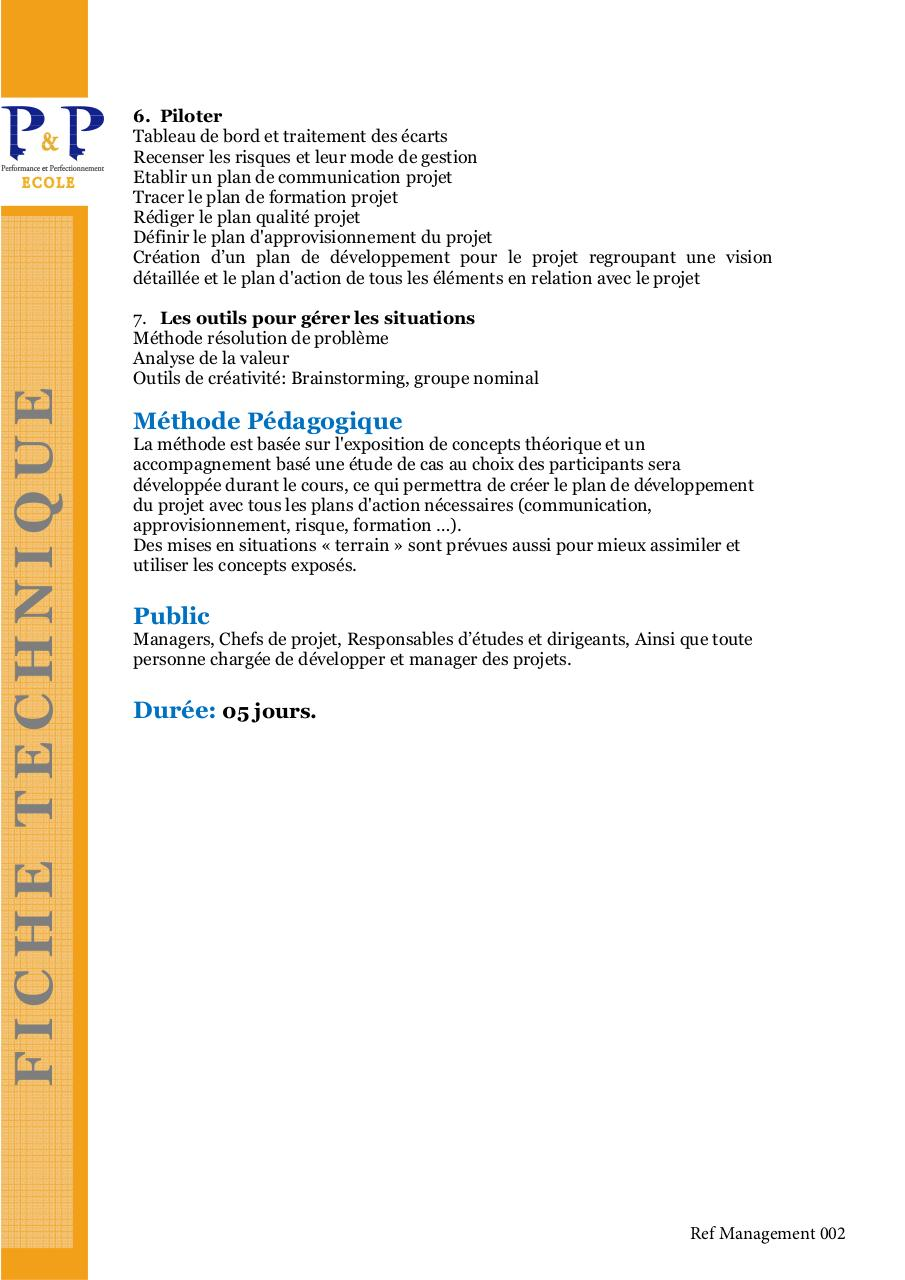 Ref Management 002 FT P&P Management de projet .pdf - page 2/2