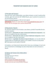 Fichier PDF transport des planches