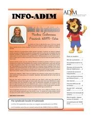 1 info adim septembre 2016