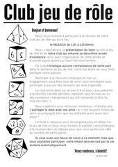 Fichier PDF affiche club jdr 2