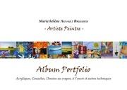 Fichier PDF album portfolio