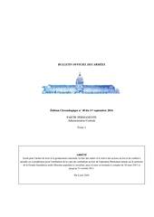 Fichier PDF bulletin des armees