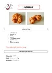 Fichier PDF croissant grand modele