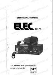 Fichier PDF handleiding elec tx 22
