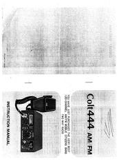 Fichier PDF notice colt 444