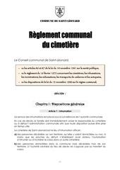 Fichier PDF regl cimetiere