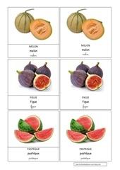 melon figue pasteque