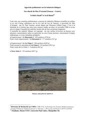 Fichier PDF approche preliminaire sur les industries lithiques
