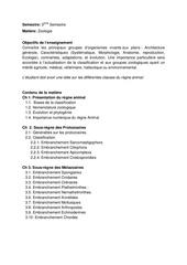 Fichier PDF contenu du module zoologie
