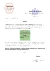 Fichier PDF lettre de devis d assurance samu