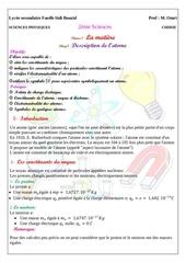 cours1 description d un atome