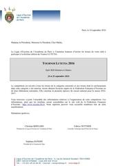lutetia 2016 edm