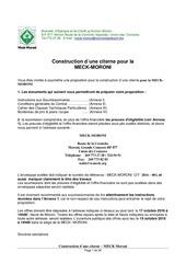 Fichier PDF cahiercharge