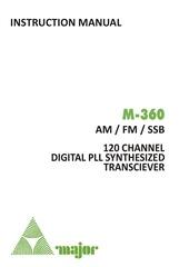Fichier PDF cb major m360 user