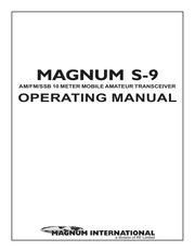 magnum s9 om