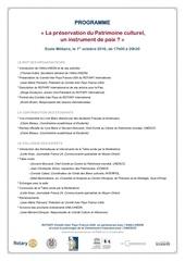 programme de l evenement v6