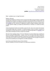 lettre de motivation lattocco marina