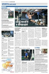 page crossfit dauphine libere