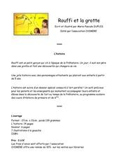 Fichier PDF presentation de rouffi et la grotte