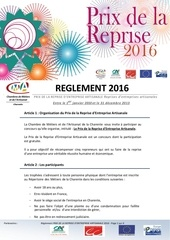 reglement prix de la reprise cma 16 2016 pdf