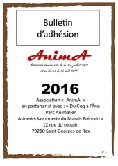 Fichier PDF bulletin adhesion anima 2016