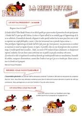 la news letter 1