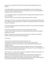 litige avec le service rh de l universite paris 10