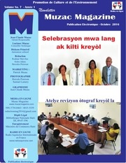 newsletter muzacmagazine octobre 2016