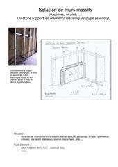 5 isolation de murs massifs avec placostyl