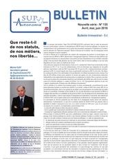 Fichier PDF editorial bulletin 155